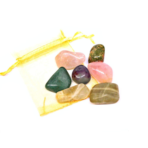 Fertility Boost Healing Crystal Pack