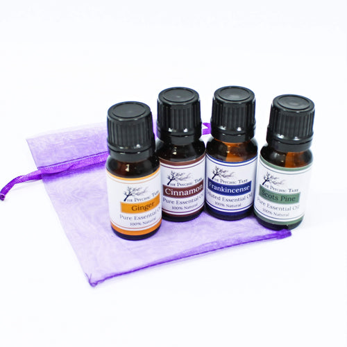 Christmas Essential Oils Pack