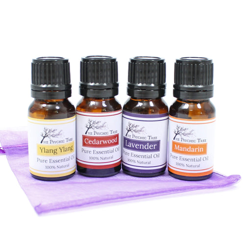 Wind Down Essential Oils Pack