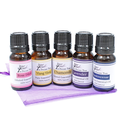 Anxiety Essential Oils Pack