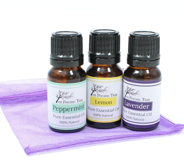 Allergy Essential Oils Pack