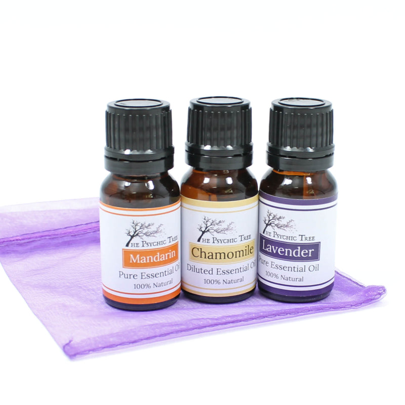 Sleep Well Essential Oils Pack