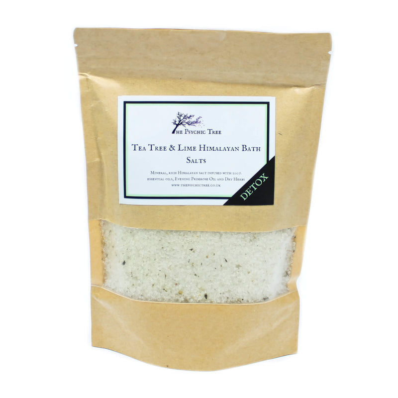 Detox - The Psychic Tree Himalayan Bath Salt Blend (500g)