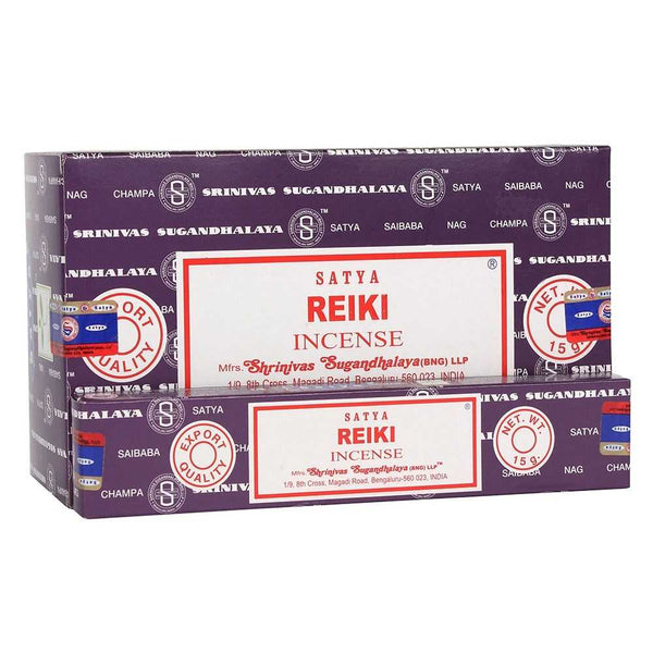 Reiki - Satya Incense Sticks