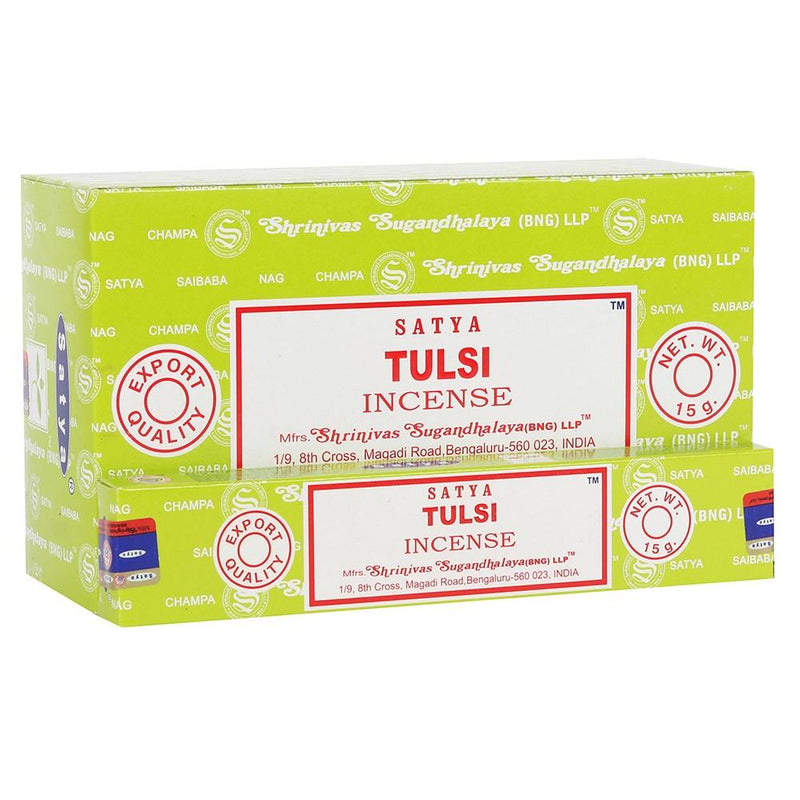 Tulsi - Satya Incense Sticks