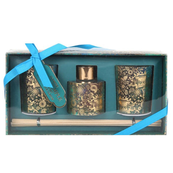 Buddha Home Fragrance Gift Set - Jasmine