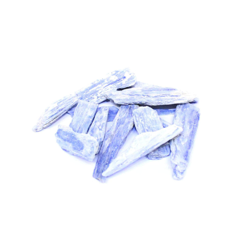 Rough Blue Kyanite (100g packs)