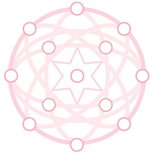 Love And Affection Crystal Grid