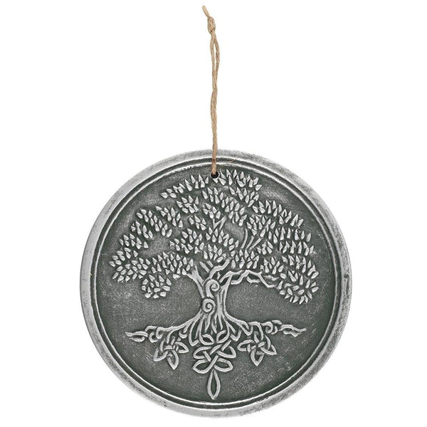 Tree Of Life Plaque (Silver)