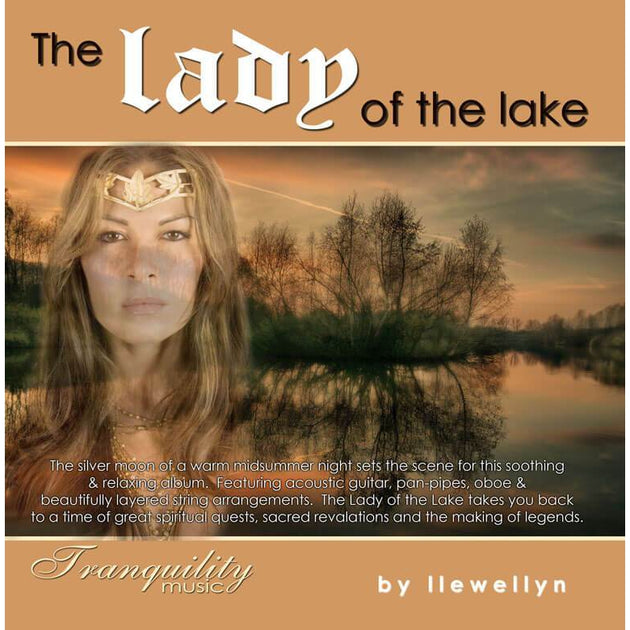 The Lady of The Lake by Llewellyn