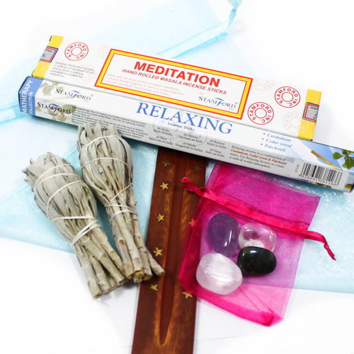 Beginners Meditation Kit