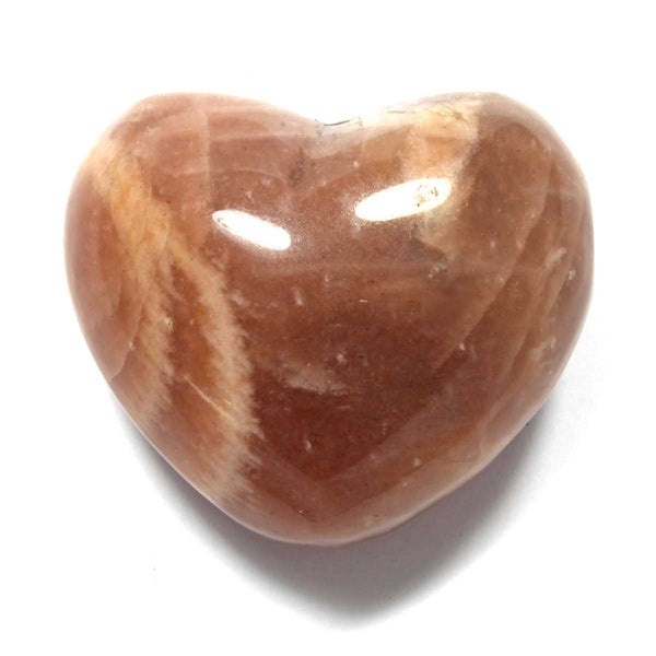 Moonstone Heart Healing Crystal