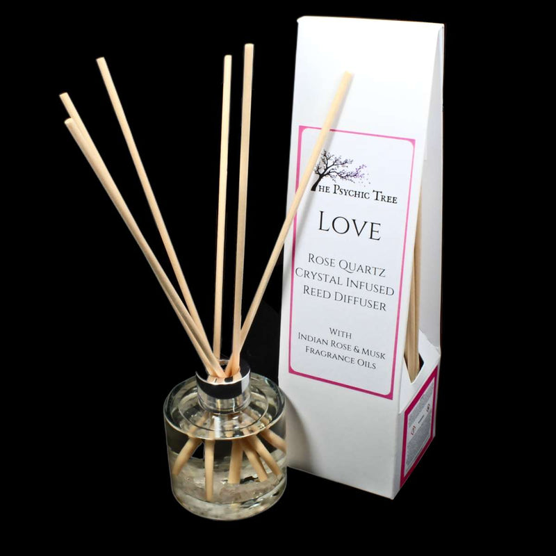 Love - Crystal Infused Reed Diffuser