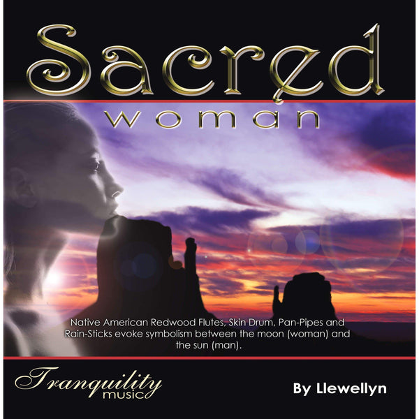 Sacred Woman by Llewellyn