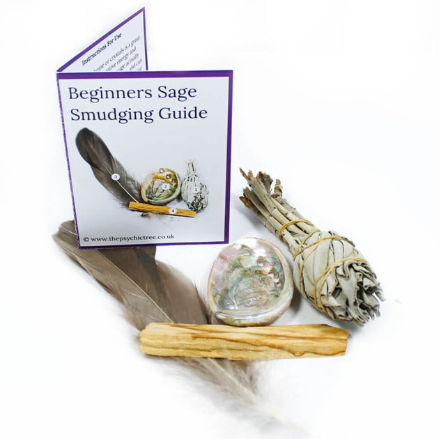 Beginners Sage Smudge Kit