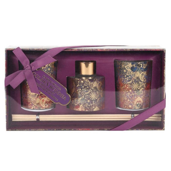Buddha Home Fragrance Gift Set - Sandalwood