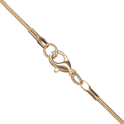 "18"" Snake Chain (Gold Plated)"