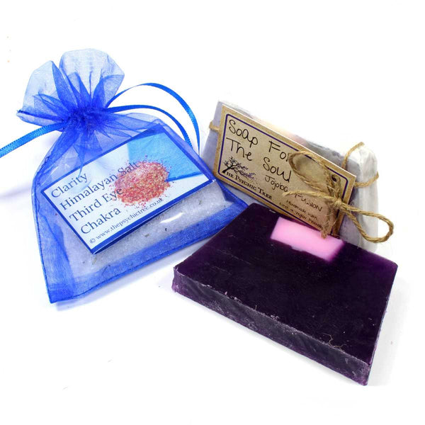 Third Eye Chakra - Salt & Soap Pack
