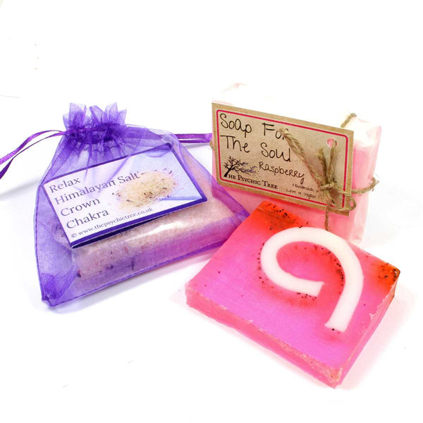 Crown Chakra - Salt & Soap Pack
