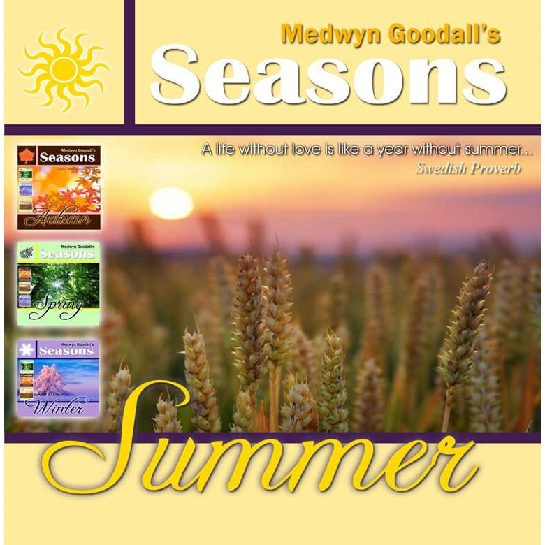 Summer by Medwyn Goodall