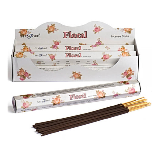 Floral - Stamford Incense Sticks