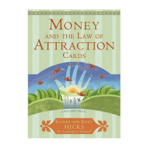 Money and the Law of Attraction Oracle Cards
