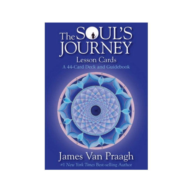 The Soul's Journey Lesson Cards : A 44-Card Deck and Guidebook by James Van Praagh