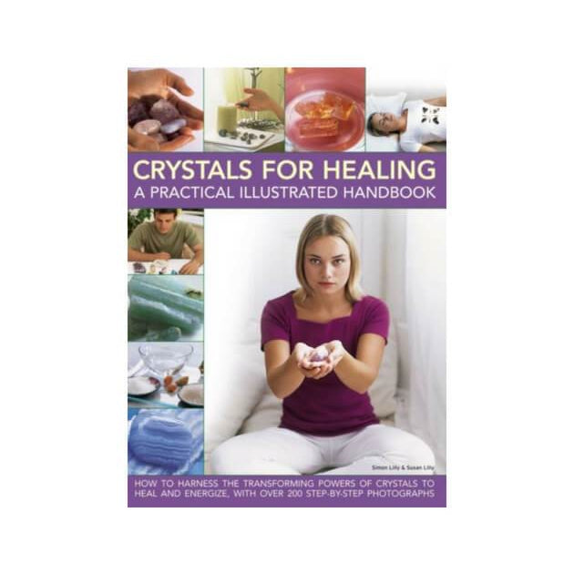 Crystals for Healing by Simon Lilly, Susan Lilly