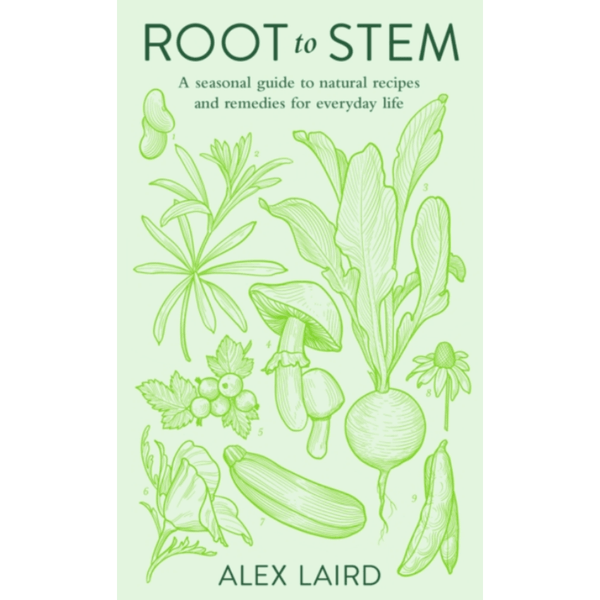 Root to Stem : A seasonal guide to natural recipes and remedies for everyday life