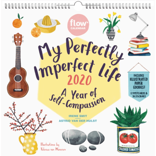 My Perfectly Imperfect Life Wall Calendar 2020