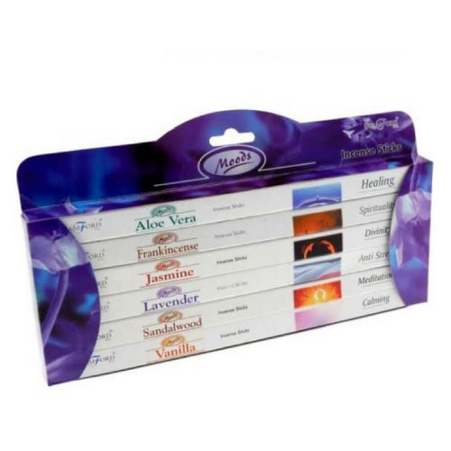 Stamford Moods Incense Pack