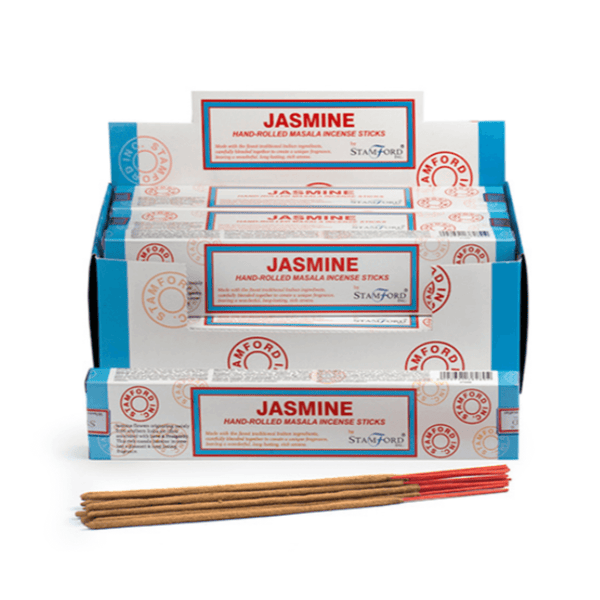 Jasmine Masala - Stamford Incense Sticks