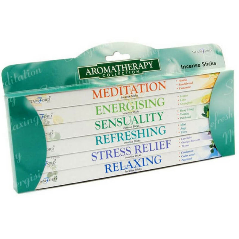 Stamford Aromatherapy Incense Pack