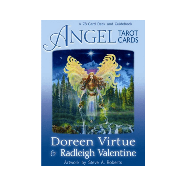 Angel Tarot Cards by Doreen Virtue, Radleigh Valentine