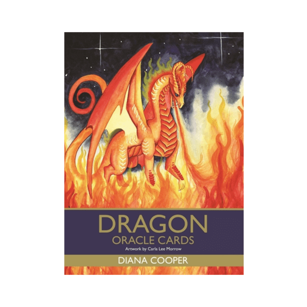 Dragon Oracle Cards by Diana Cooper