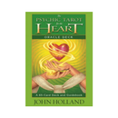 The Psychic Tarot for the Heart Oracle Deck by John Holland