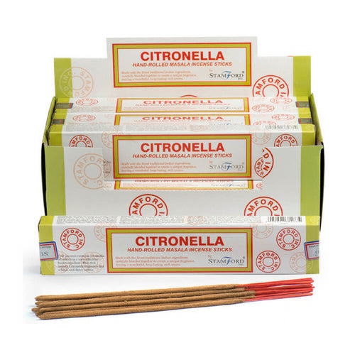 Citronella Masala - Stamford Incense Sticks