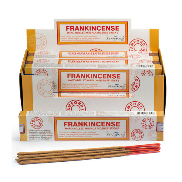 Frankincense Masala - Stamford Incense Sticks
