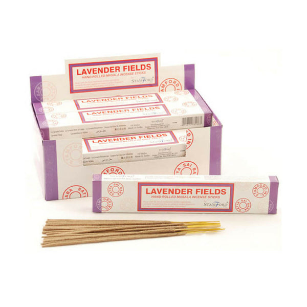 Lavender Field Masala - Stamford Incense Sticks