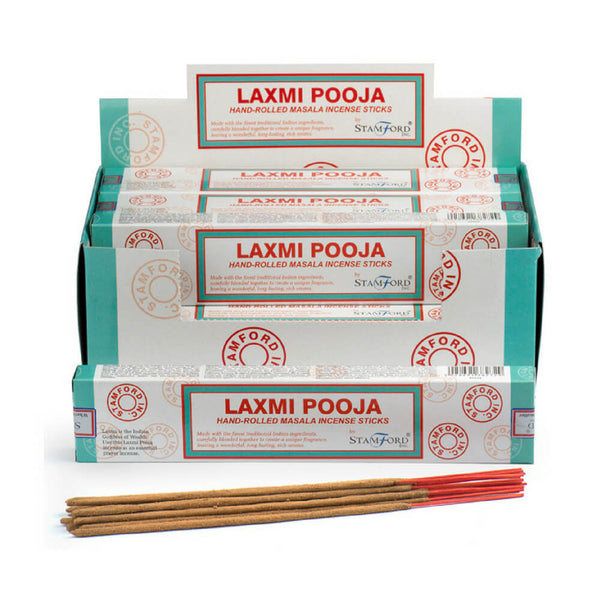 Laxmi Pooja Masala - Stamford Incense Sticks