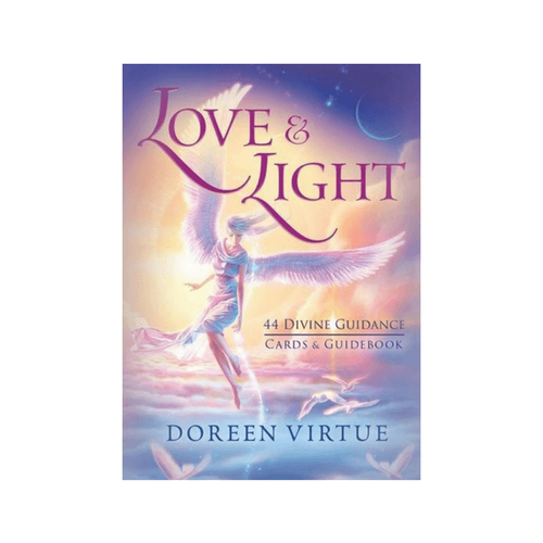 Love & Light : 44 Divine Guidance Cards and Guidebook by Doreen Virtue