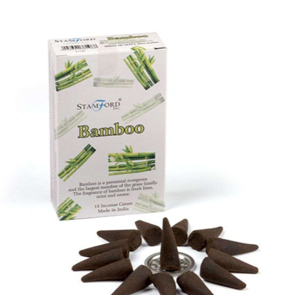 Bamboo - Stamford Incense Cones