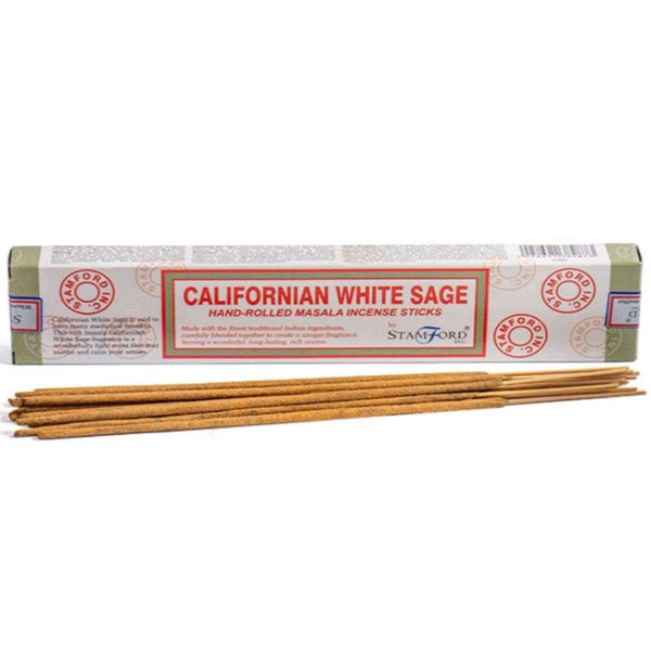 Californian White Sage Masala - Stamford Incense Sticks