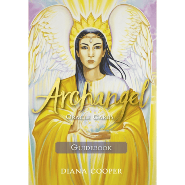 Archangel Oracle Cards : A 44-Card Deck and Guidebook