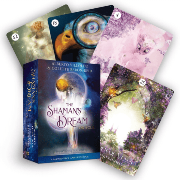 The Shaman's Dream Oracle : A 64-Card Deck and Guidebook