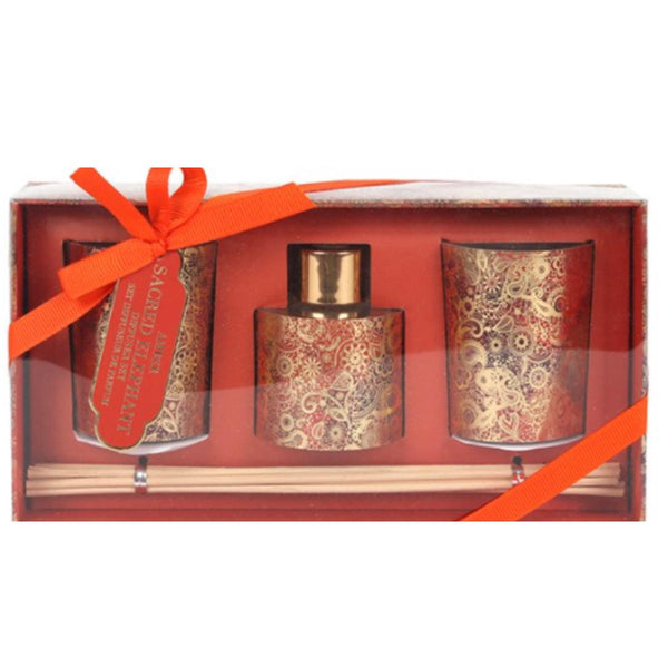 Buddha Home Fragrance Gift Set - Amber