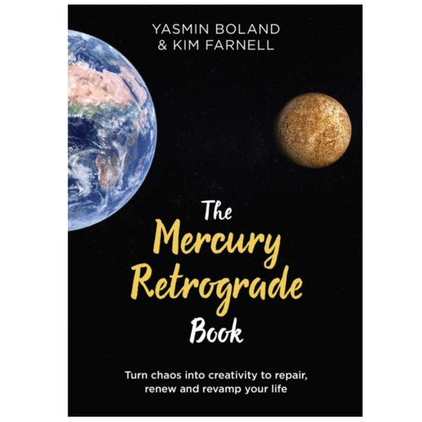 The Mercury Retrograde Book by Yasmin Boland