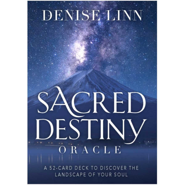 Sacred Destiny Oracle - Discover the Landscape of Your Soul by Denise Linn