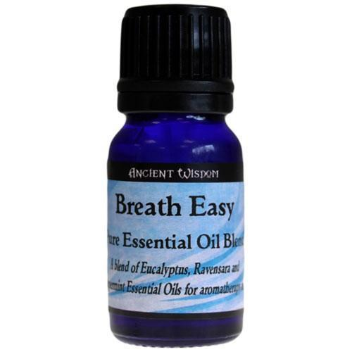 Breath Easy - Essential Oil Blends - 10ml