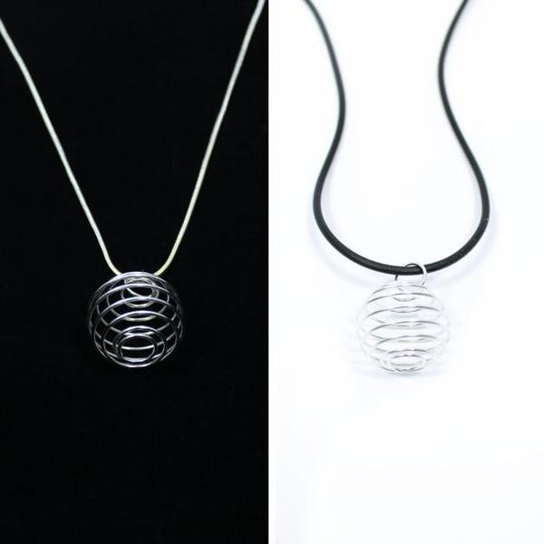 Galaxyite Wire Wrapped Necklace